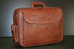 Leather businessman case
