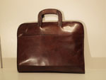 Document case one compartment
